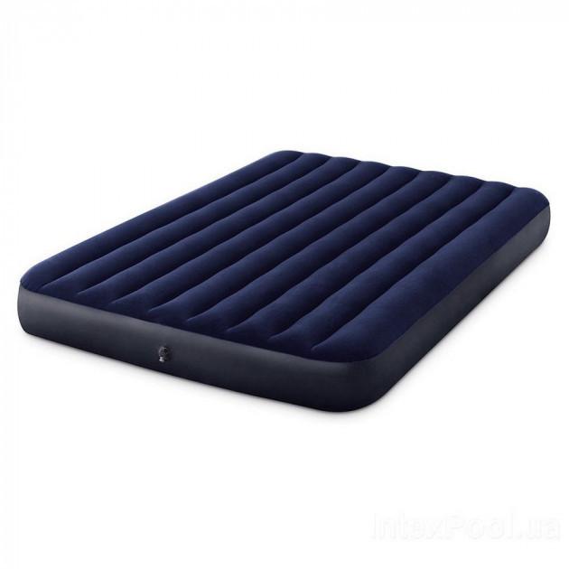 Матрас надувной велюровый Intex 64759 Intex (64759)