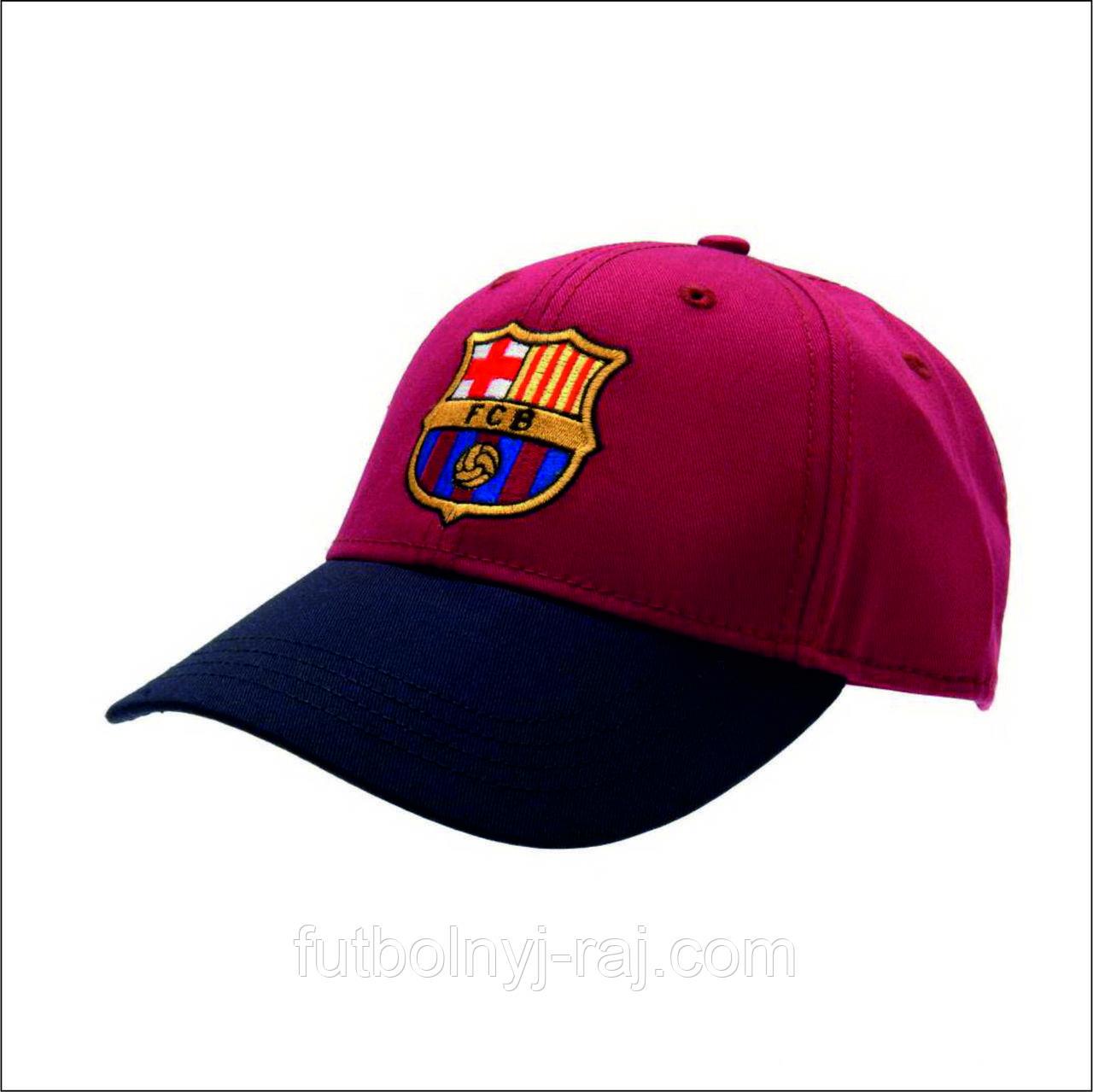 Бейсболка FC Barelona
