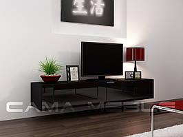 ТВ тумба RTV VIGO 180 (чорний) (CAMA)