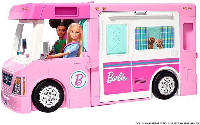 Фургон Барби Трейлер для путешествий