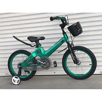 """Легкий детский велосипед 16 дюймов Top Rider 16"""""""