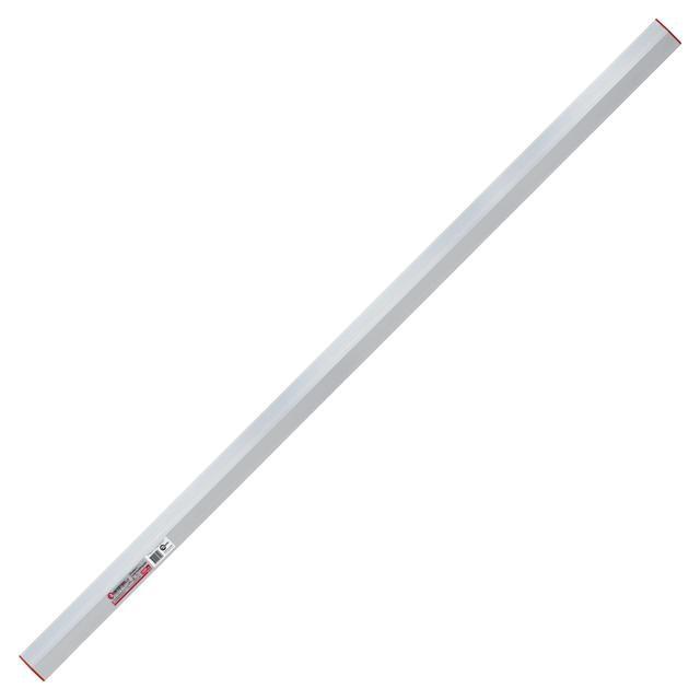 Правило трапециевидное 2 ребра жесткости 250 см INTERTOOL MT-2325