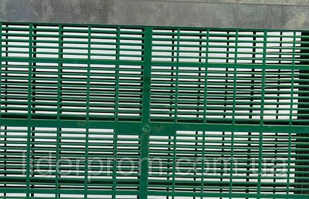 Изолятор для матки 3х рамочный Дадан  пластиковая решетка, фото 2