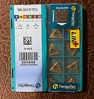 Пластина твердосплавная TAEGUTEC TNMG 160412 MT TT8115