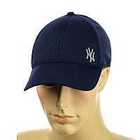 """Гладкая бейсболка стрейч  """"New York"""", фото 1"""