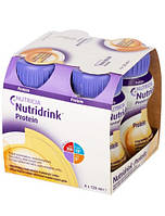 Nutricia Смесь Nutridrink Protein Hot Ginger Tropical (Нутридринк Имбирь) 4х125мл (под заказ 2-4 дн)