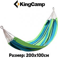 Гамак KingCamp Canvas Нammock (apple green)