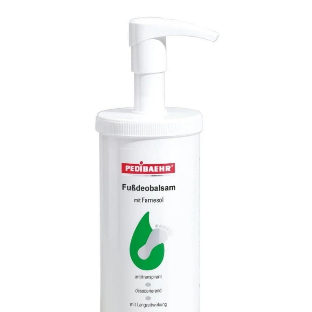 Дезодорирующий бальзам с фарнезолом от Baehr, 500 мл + дозатор