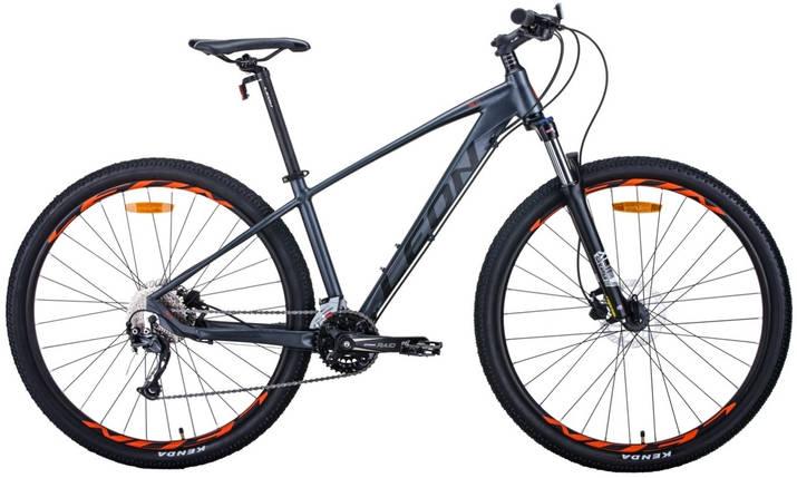 "Горный алюминиевый велосипед AL 29"" Leon TN-70 AM Hydraulic lock out HDD  2020, фото 2"