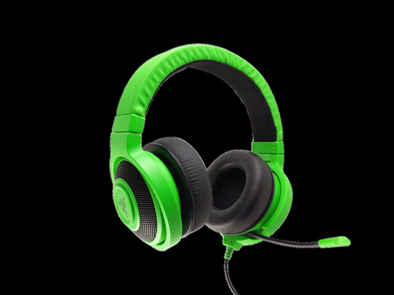 Наушники Razer Kraken Pro 2015 (RZ04-01380200-R3M1) Green Grade B2