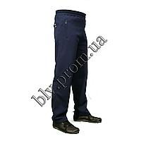 Теплые мужские брюки байка KD314 Indigo, фото 1