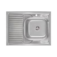 Кухонная мойка Imperial 6080-R Decor (IMP6080RDEC), фото 1