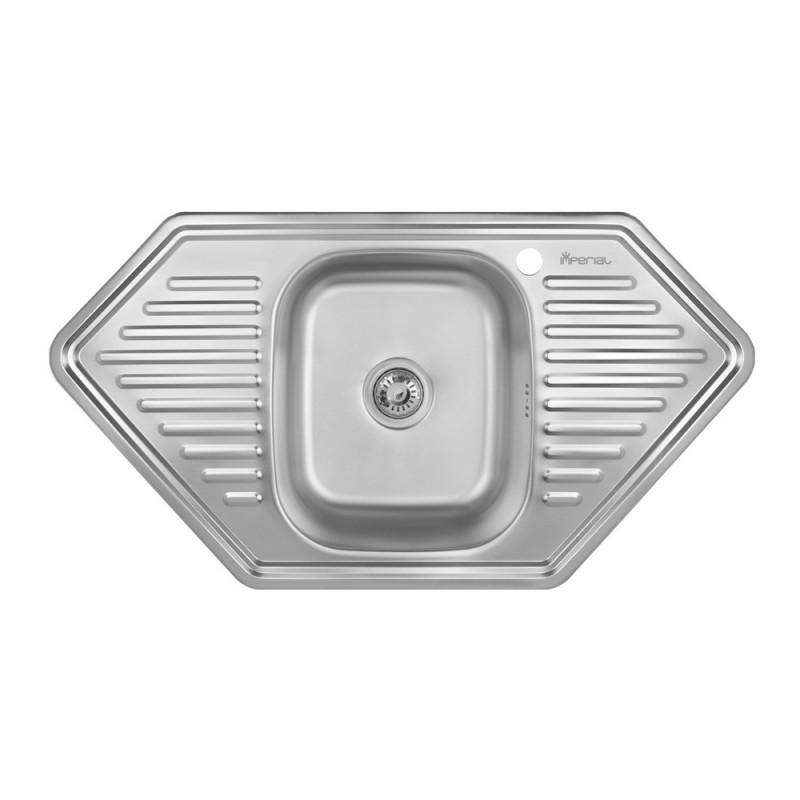Кухонная мойка Imperial 9550-D Decor (IMP9550DDEC)