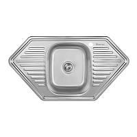 Кухонная мойка Imperial 9550-D Decor (IMP9550DDEC), фото 1