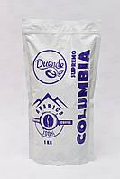 Кофе свежеобжареный зерновой Колумбия Супремо 100% Арабика моносорт 1кг