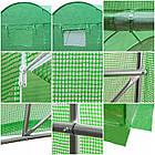 Теплица парник 24м² с окнами (800х300х200) для дачи, огорода, Польша, фото 4
