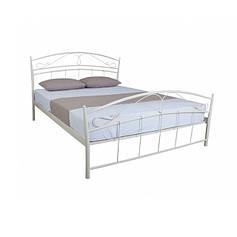 Металеві / Залізні Полуторні ліжка