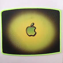Коврик для мыши Apple Black 27×22