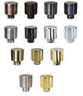 Цилиндр Abus Bravus compact 1000 85 (30x55) ключ-ключ, фото 4