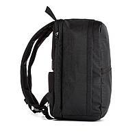 Рюкзак для ноутбука 15.6, города, поездок новый с отделением для ноутбука черный