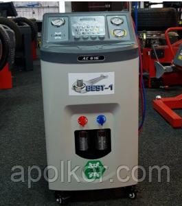Установка для заправки автомобильных кондиционеров AC-616 полуавтомат