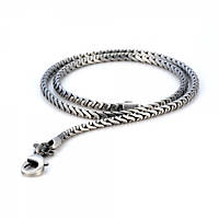 Ланцюжок матова змійка повернутися до результатів пошуку Serpent 50-55 см 175709
