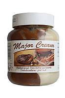 Шоколадная Паста Major Cream шоколадно-молочная с орехами 350 г Италия