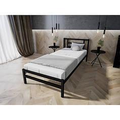 Металлические / Железные односпальные кровати