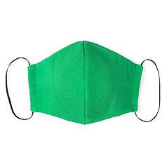 Маска ТМ Природа защитная многоразовая (зеленая)