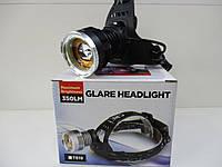 Светодиодный налобный фонарик Bailong BL-619-2