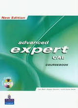 CAE Expert New Edition Students Book CD-Rom Pack