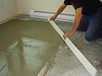 Чорновий наливна підлога