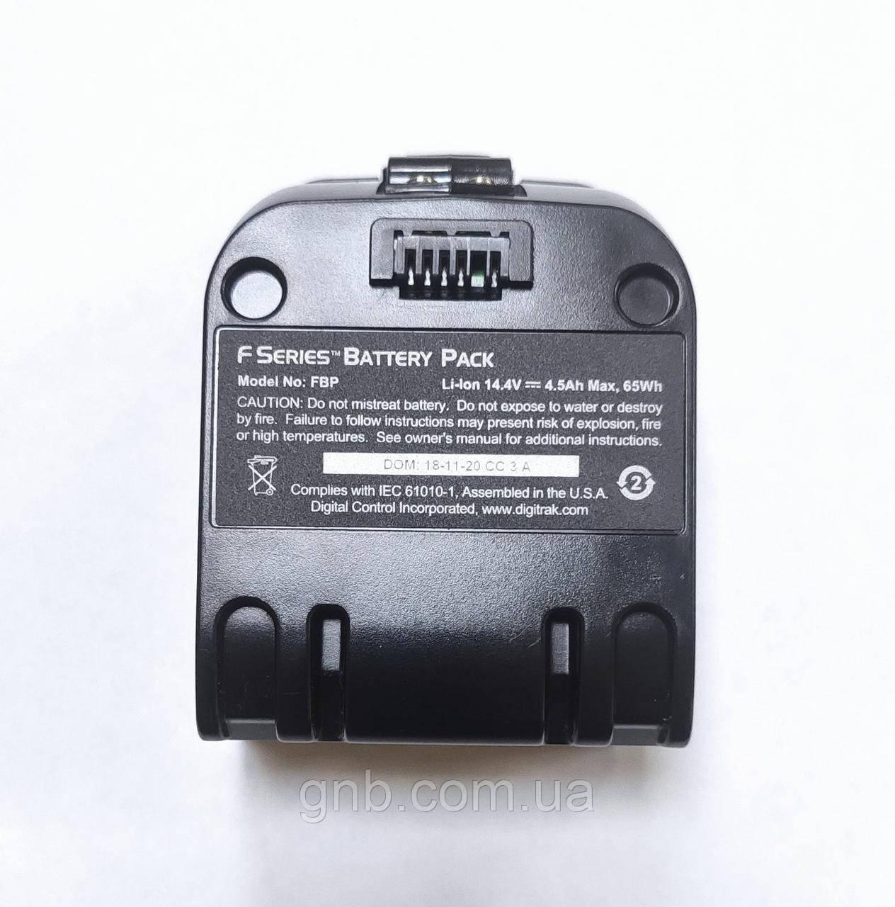 Літій-іонний акумулятор для систем локації F-Series
