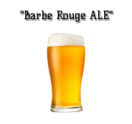 """Пивной набор """"Barbe Rouge ALE"""" (зерновой)"""