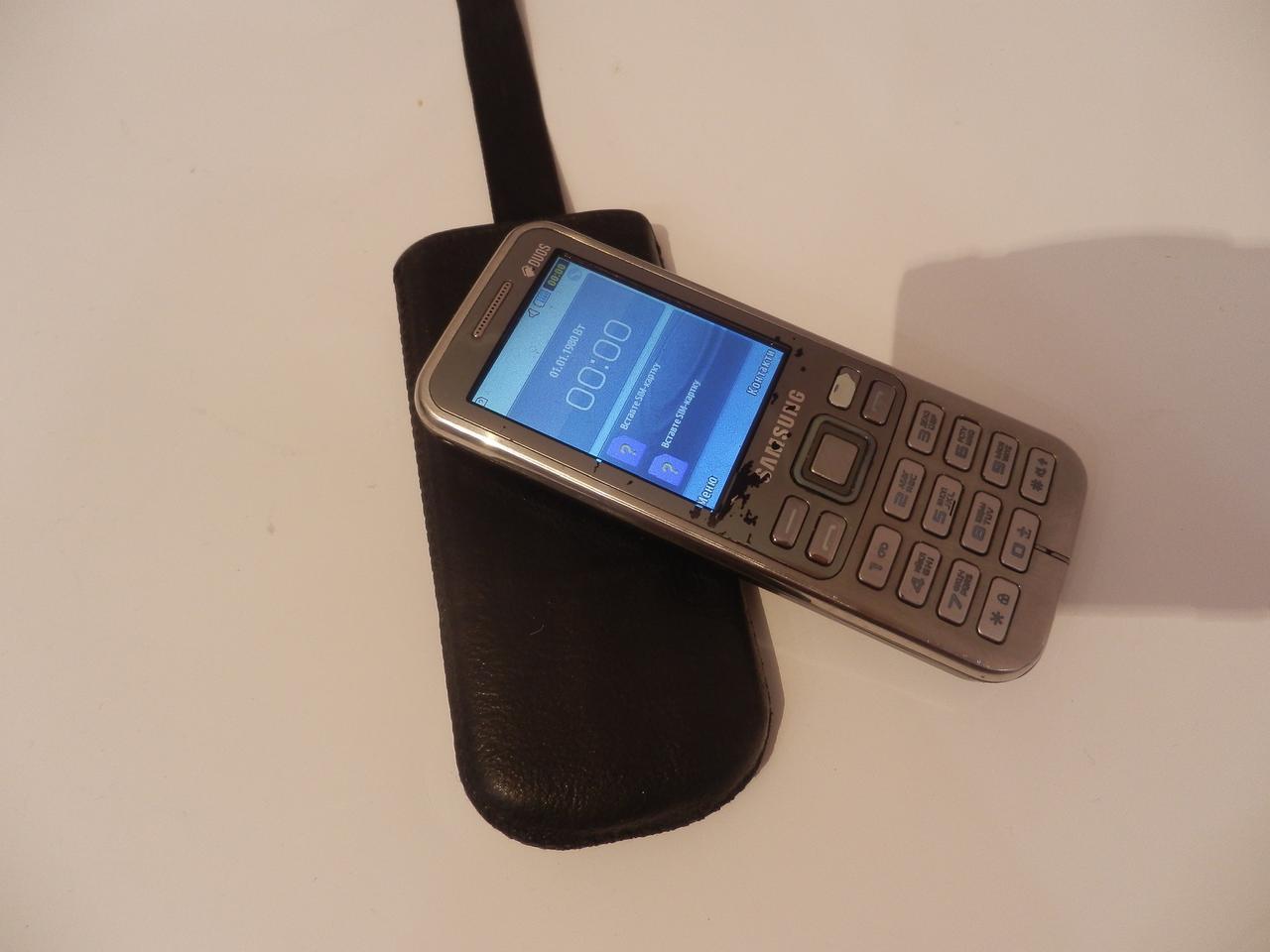 Мобильный телефон Samsung C3322i №7365