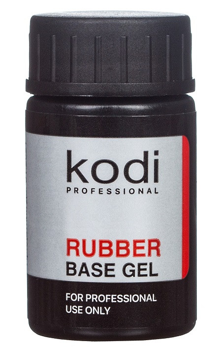 Rubber Base - каучуковая основа (база) для гель лака, 14 мл