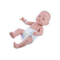 Лялька пупс Бебі хлопчик в памперсі 35047, 45 см