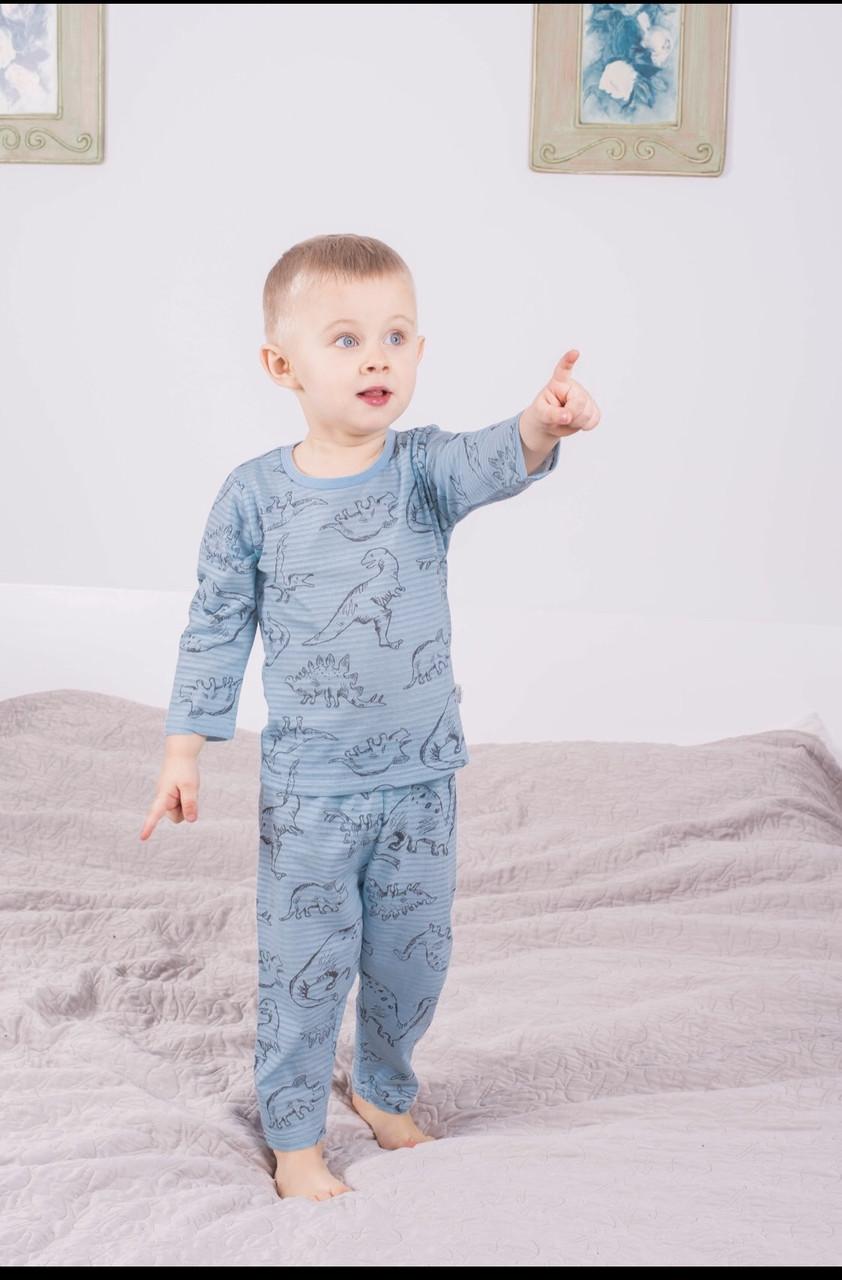Піжама дитяча для хлопчика Пижама детская на мальчика 110 120 130 см