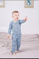 Піжама дитяча для хлопчика Пижама детская на мальчика 110 120 130 см, фото 1