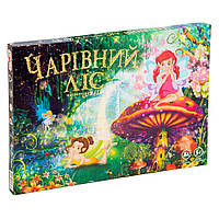 Игра настольная Strateg Чарівний ліс на украинском SKL11-237806