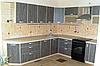 Кухня Дуб Платина