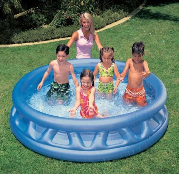 Детский надувной бассейн Intex 58431 188 см х 46 см