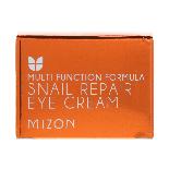 Улиточный крем для кожи вокруг глаз MIZON Snail Repair Eye Cream, 25 мл, фото 4