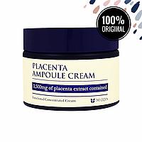 Плацентарный крем для лица MIZON Placenta Ampoule Cream, 50 мл