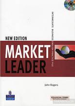 Market Leader New Edition! Intermediate Practice File Book + CD