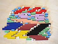 Лічильний матеріал (набір Кюізенера), 250 елементів