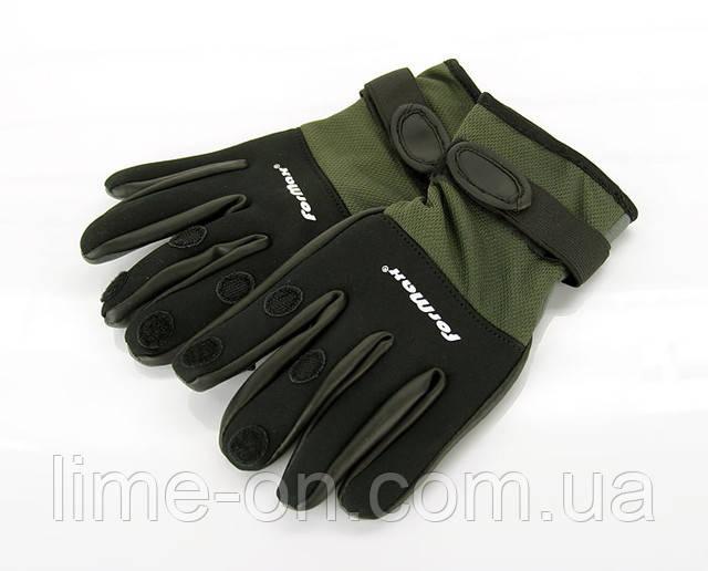 Зимние перчатки для рыбалки