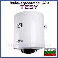 Бойлер 50 литров Tesy Promotec, 1,5 кВт GCV 504415 D07 TR. Электрический накопительный водонагреватель