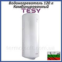 Бойлер 120 литров Tesy Bilight 2,0 кВт GCV9SL 1204420 B11 TSRCP. Комбинированный накопительный водонагреватель