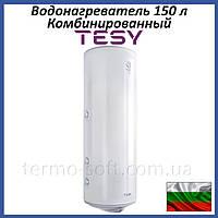 Бойлер 150 литров Tesy Bilight 2,0 кВт GCVSL 1504420 B11 TSRCP. Комбинированный накопительный водонагреватель